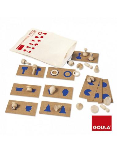 Perception tactile - Goula