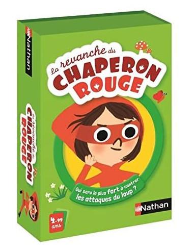Jeu La revanche du Chaperon Rouge -...