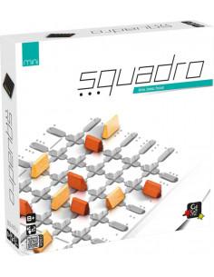 Squadro mini - jeu Gigamic
