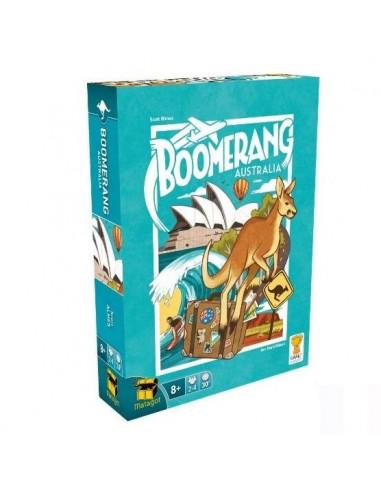 Boomerang - jeu Matagot