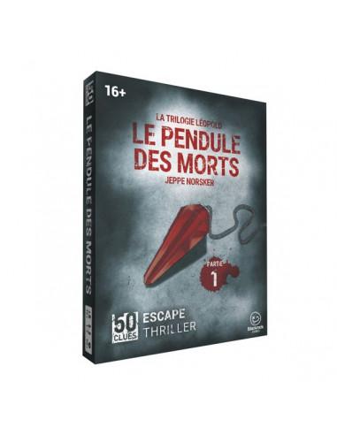 50 clues Le pendule des morts