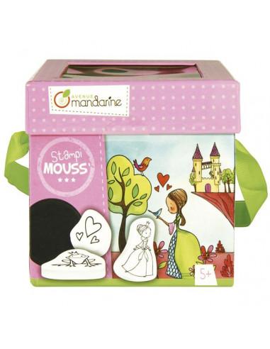 Stampi'Mouss princesses - Avenue...