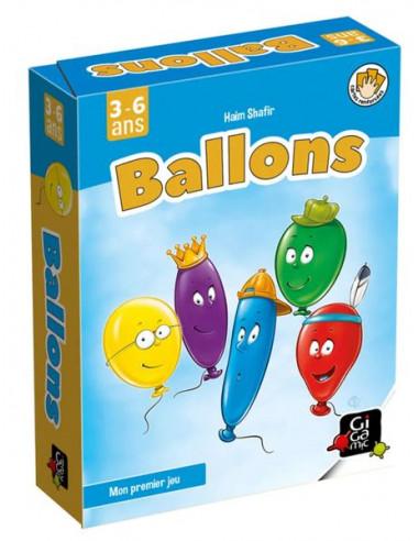 Ballons - jeu Gigamic