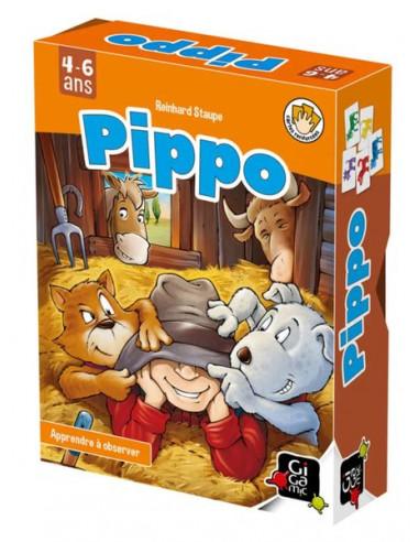 Pippo - jeu Gigamic