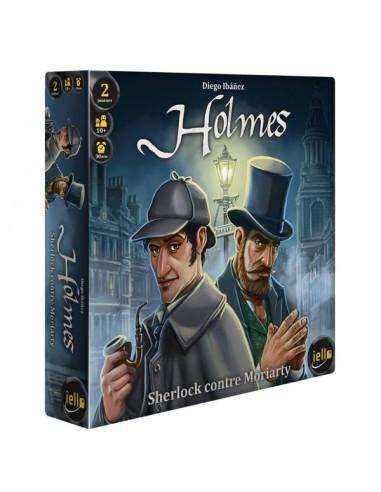 Jeu Holmes Sherlock contre Moriarty -...