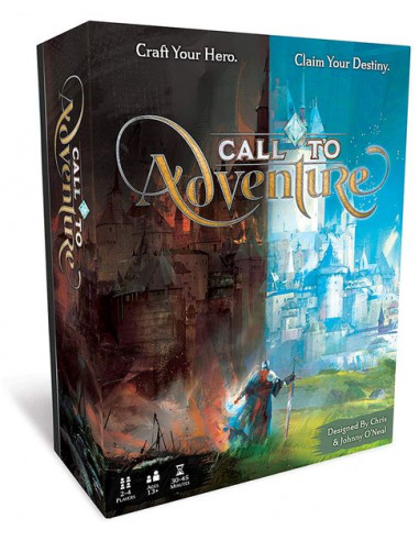 Jeu Call to adventure