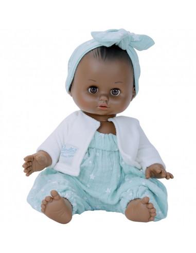 Marilouise poupée métisse 28 cm petit...