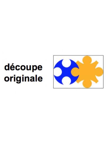 Puzzle en bois 173 pièces Paris
