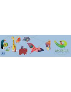 Mobile le carnaval des animaux