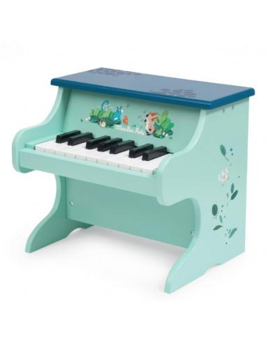 Piano Dans la jungle - Moulin Roty