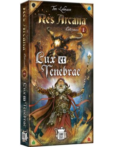 Extension Res Arcana Lux et Tenebrae