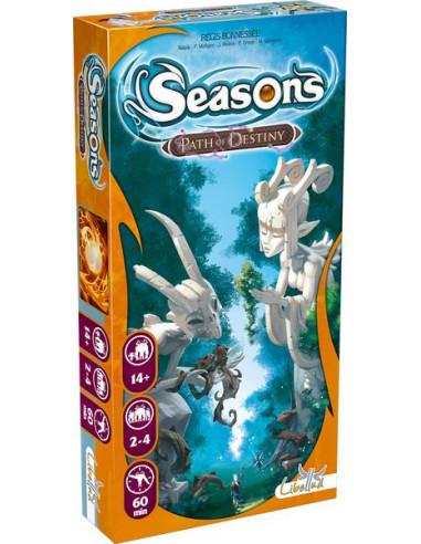 Path of destiny Extension Seasons