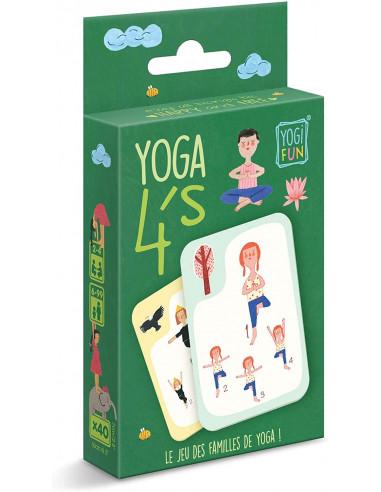 Yoga cartes - Buki