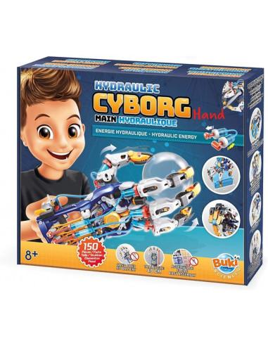 Robot main hydraulique - Buki