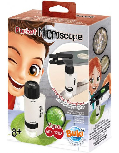 Pocket microscope - Buki