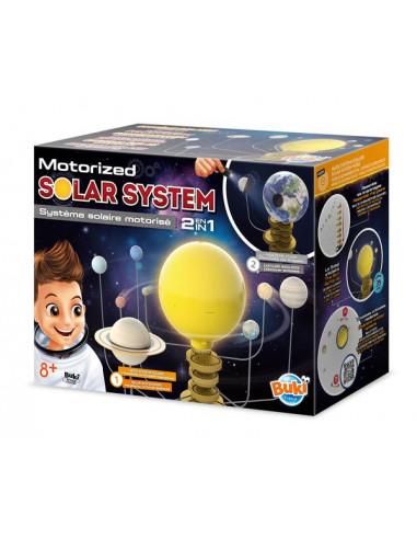Mobile Système Solaire - Buki