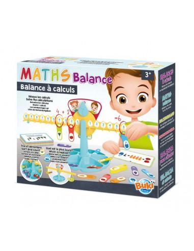 Balance à calculs - jeu éducatif Buki