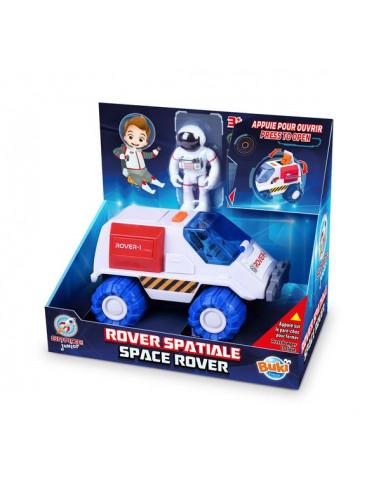 Véhicule Rover lunaire - Buki