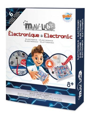 Mini lab électronique - Buki