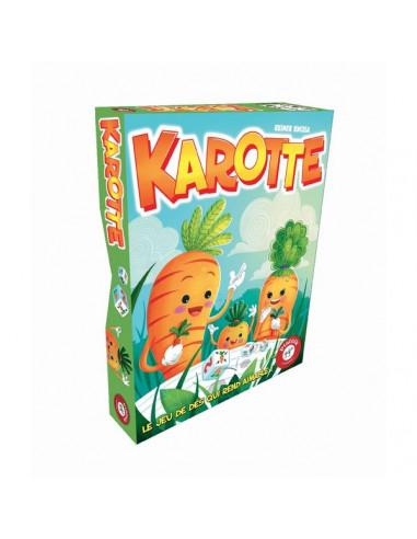 Karotte - jeu Piatnik
