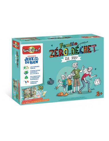 Famille presque Zéro Déchets Ze jeu -...