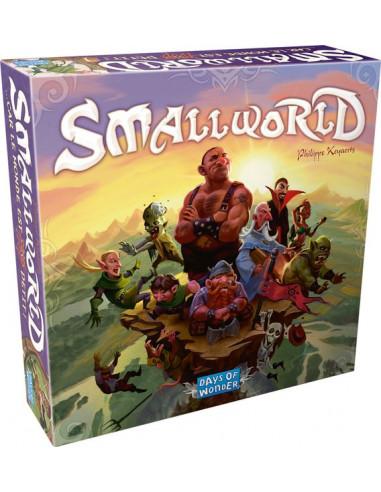 Smallworld - jeu Asmodée