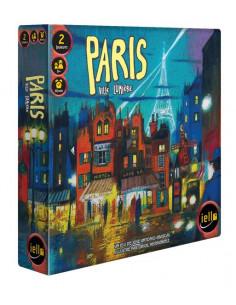 Jeu Paris ville lumière