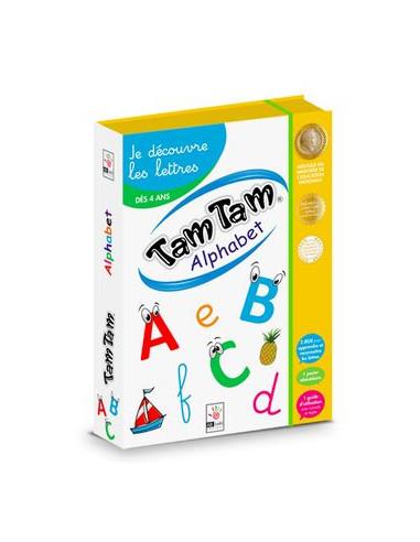 Tam Tam Coffret Alphabet je découvre...