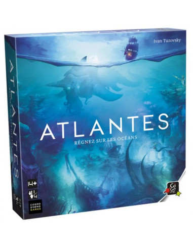 Jeu Atlantes - Gigamic