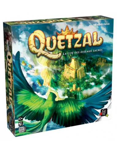 Jeu Quetzal - Gigamic