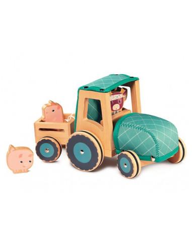 Rosalie tracteur - Lilliputiens