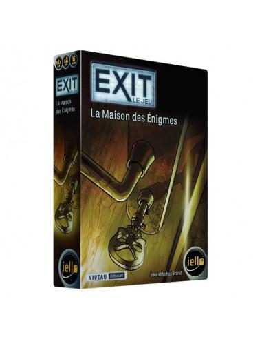 EXIT La Maison des Énigmes
