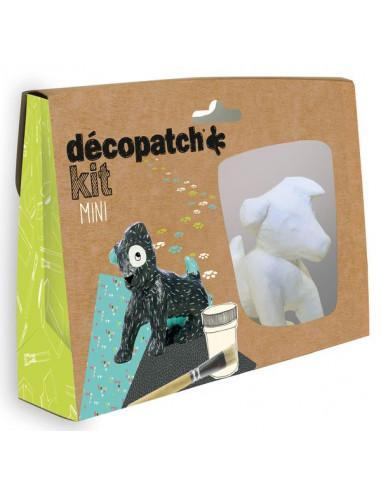 Mini kit chien décopatch - Avenue...