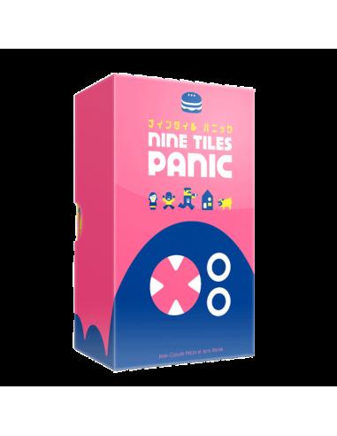 Jeu Nine Tiles Panic