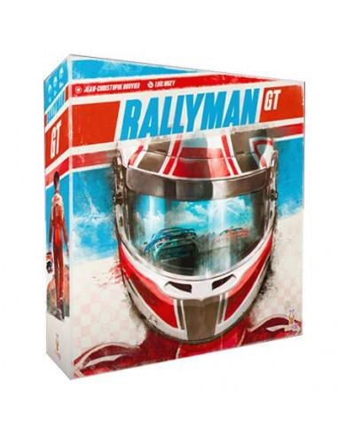 Jeu Rallyman GT
