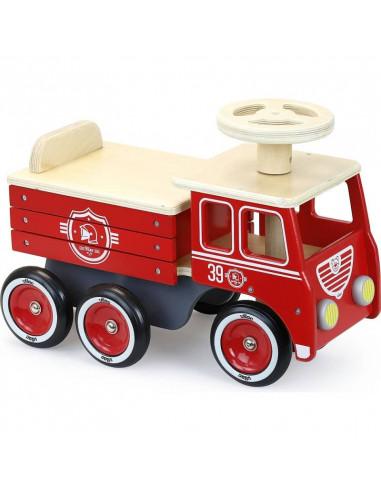 porteur camion de pompier vilac