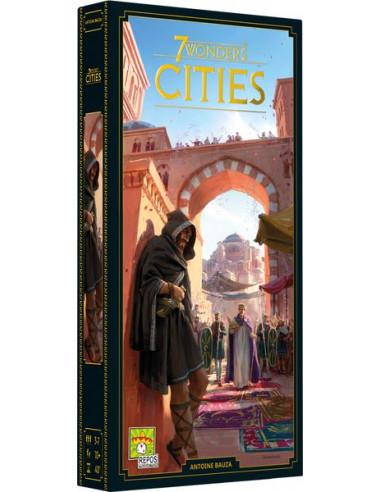 Extension 7 wonders Cities nouvelle...