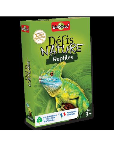 Défis nature reptiles - Bioviva