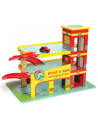 Garage de Dino - le Toy Van