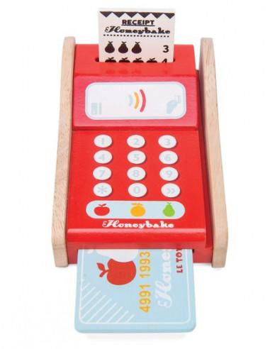Machine à carte bancaire - le Toy Van