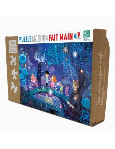 Puzzle 50 pièces escapade nocturne - PMW