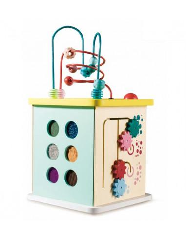 Cube d'activités Eltern - Hape