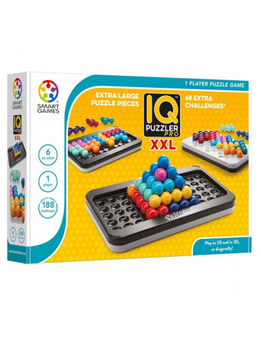 Jeu XXL IQ Puzzler Pro - Smartgames