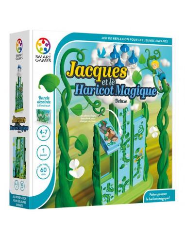 Jacques et la haricot magique -...