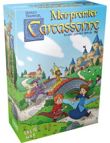 Mon premier Carcassonne - jeu Asmodée