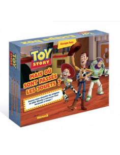 Escape Box Toy Story