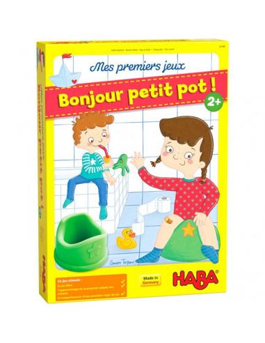 Bonjour petit pot - jeu Haba