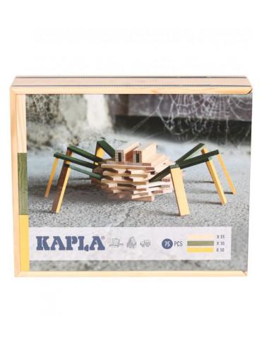 Coffret araignée 75 planchettes - Kapla