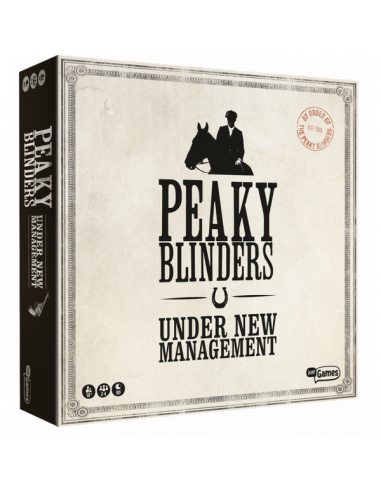 Jeu Peaky Blinders : Under New...