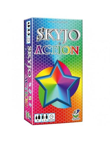 Jeu Skyjo Action